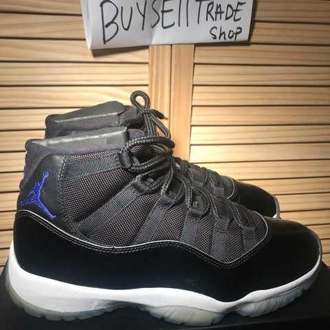 2e4bb8ccff4b  buysellshop. yesterday. United States. Nike Air Jordan Retro 11 XI SPACE  JAM SIZE 9