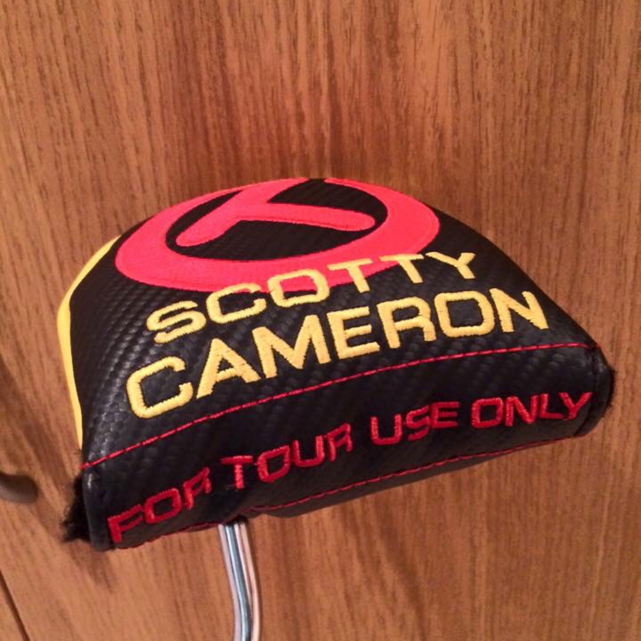 Titleist Scotty Cameron Circle T For Tour Use Only    - Depop