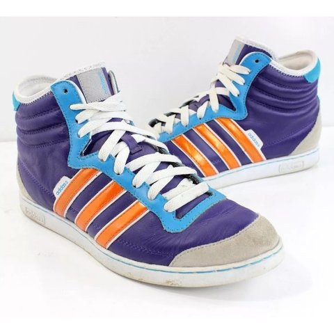 online store 97a5b 6abf3 Men s Adidas NEO High-Top Shoe Great- 0