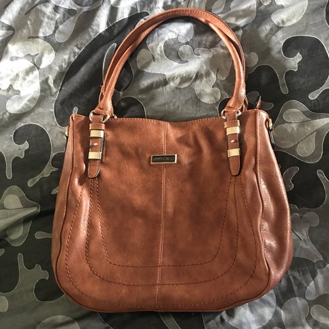 52439e481 Brand new jimmy choo bag. Never been used was a unwanted - Depop