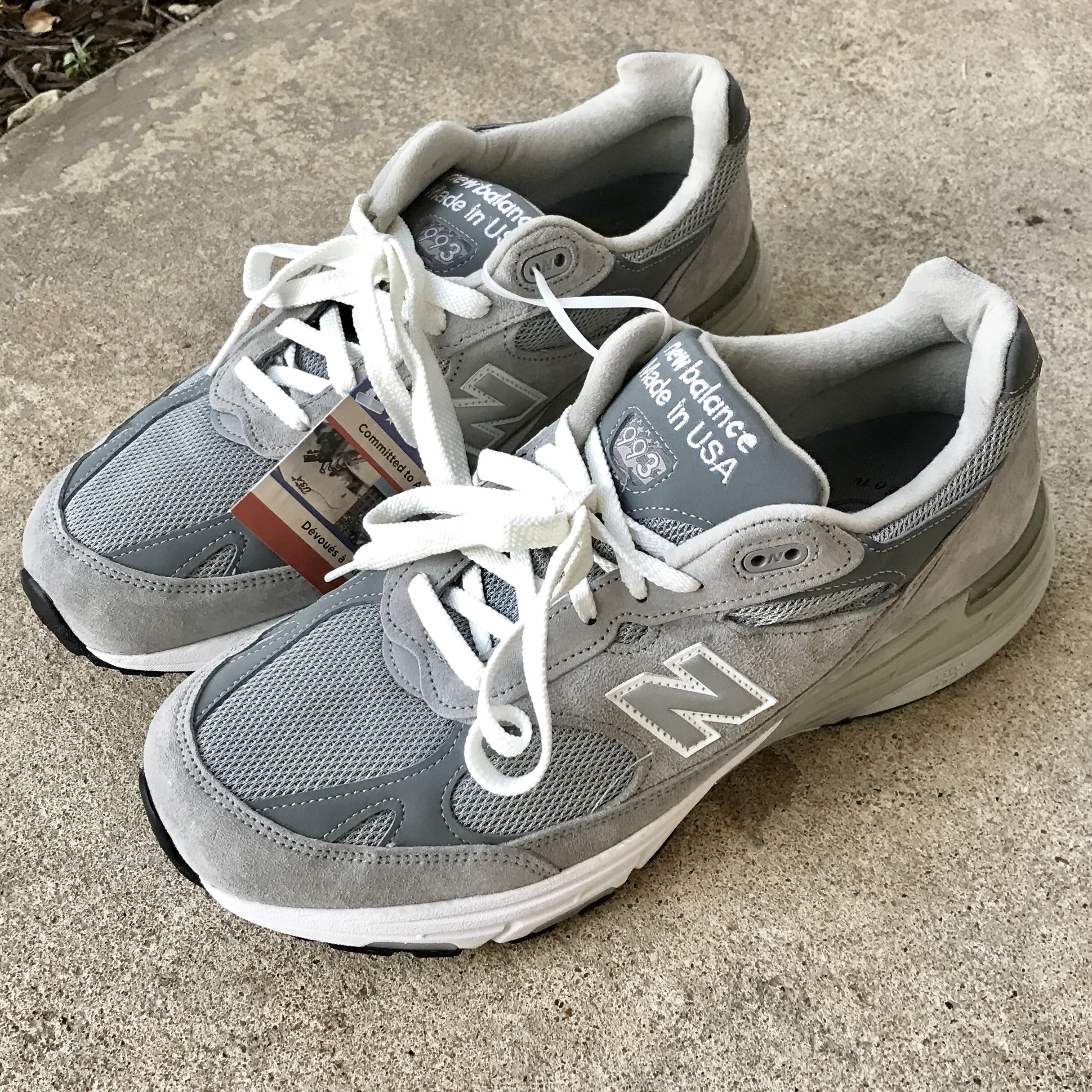 the latest 2bd83 6eedd Men's New Balance 993 Made In USA Running Shoes ...