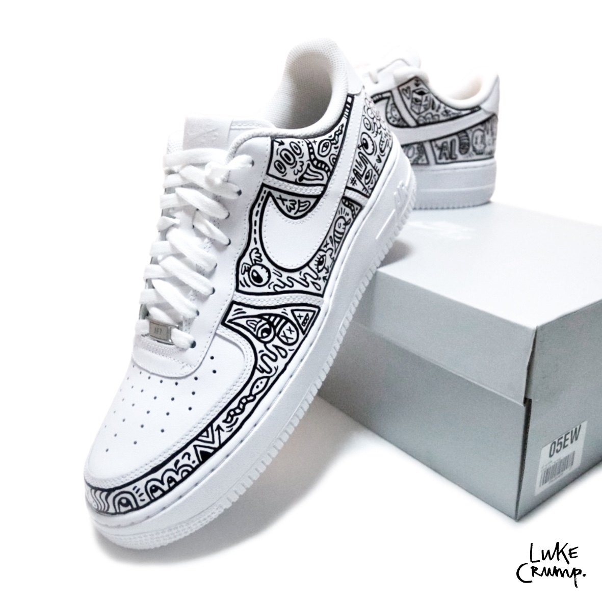 customise your air force 1