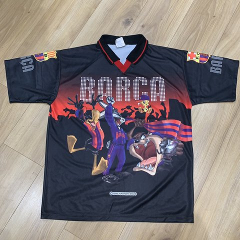 4a0bac371 Amazing Official 1998 FC Barcelona- 0