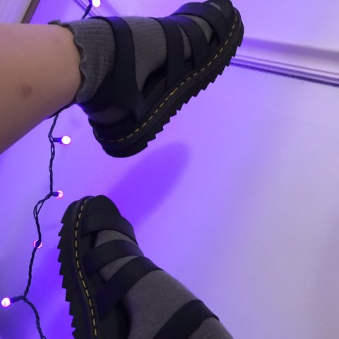 f6b3fe8421e  hisl0nleystar. 4 months ago. United States. Perfect condition Dr. Martens  platform sandals! Worn out once ...