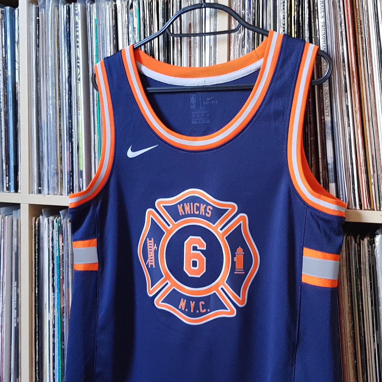 hot sale online 05495 0894d Brand new without tags NBA New York Knicks City... - Depop