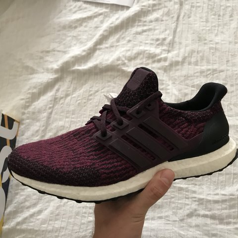 f03fc6318 Selling these deadstock adidas Ultraboost 3.0s in the Red is - Depop