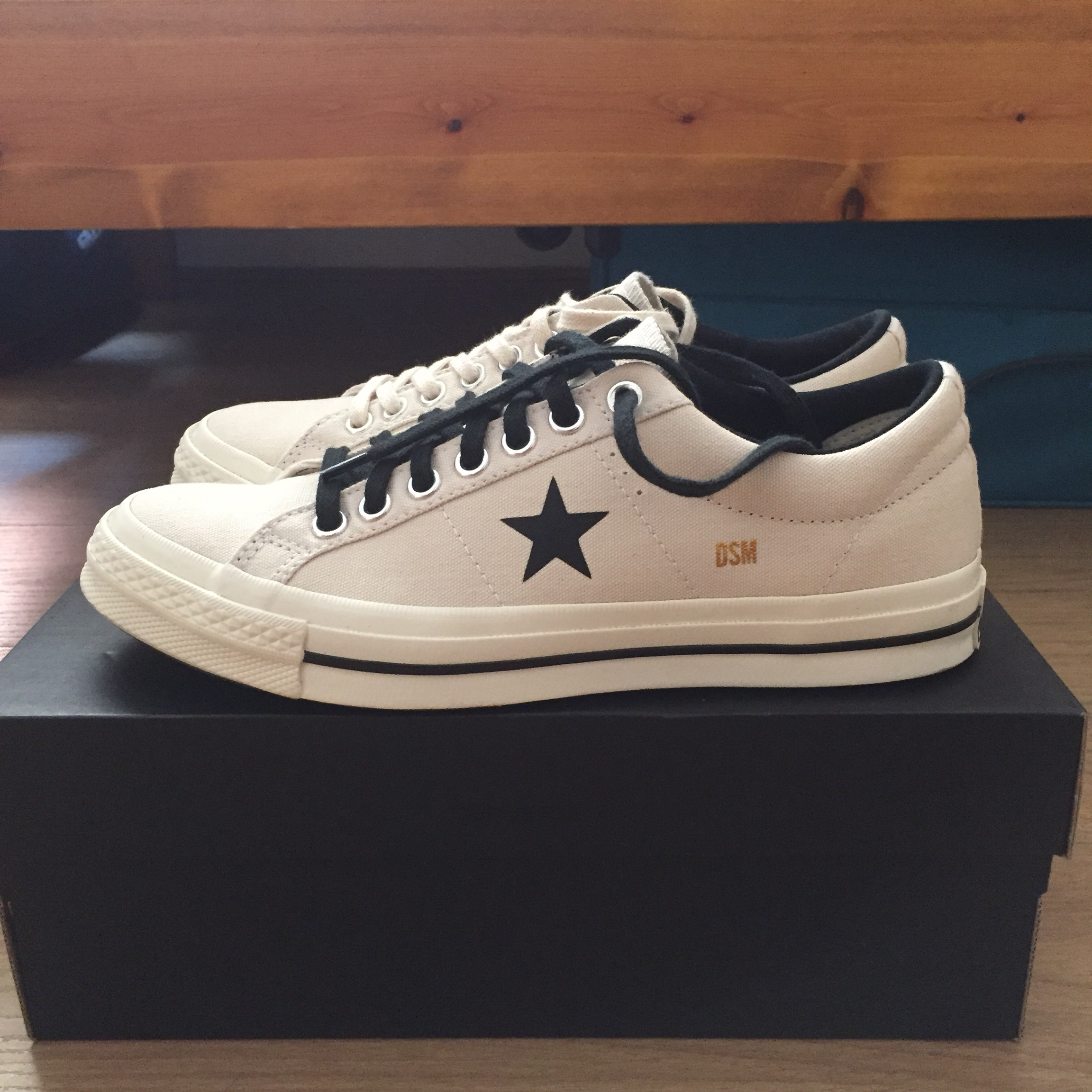 SOLD DSM X CONVERSE ONE STAR ALMOST