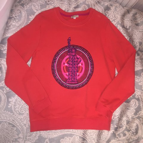 Selling this age 16 kenzo jumper fits size 8 women s 8b1463dcb