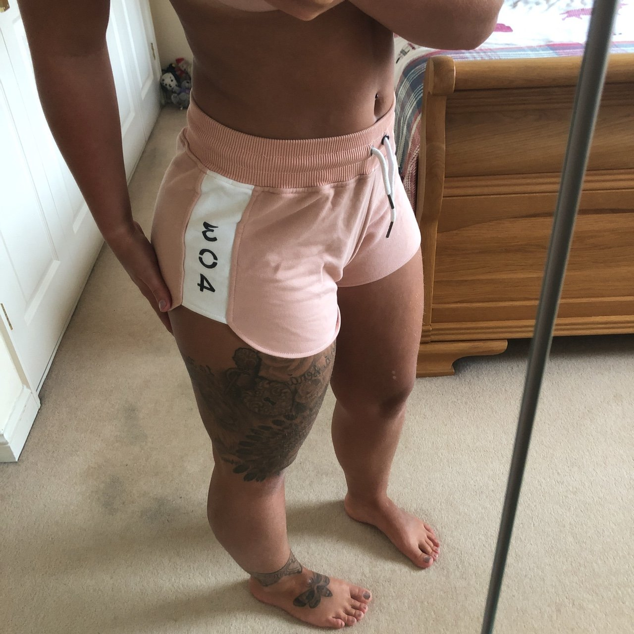 c13fb42ce0a3 304 Clothing Shorts in Pink