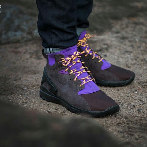 new photos dbfb4 1ff8d  shauny40. 4 months ago. Leeds, West Yorkshire, United Kingdom. Nike koth  ultra mid Brown-purple ...