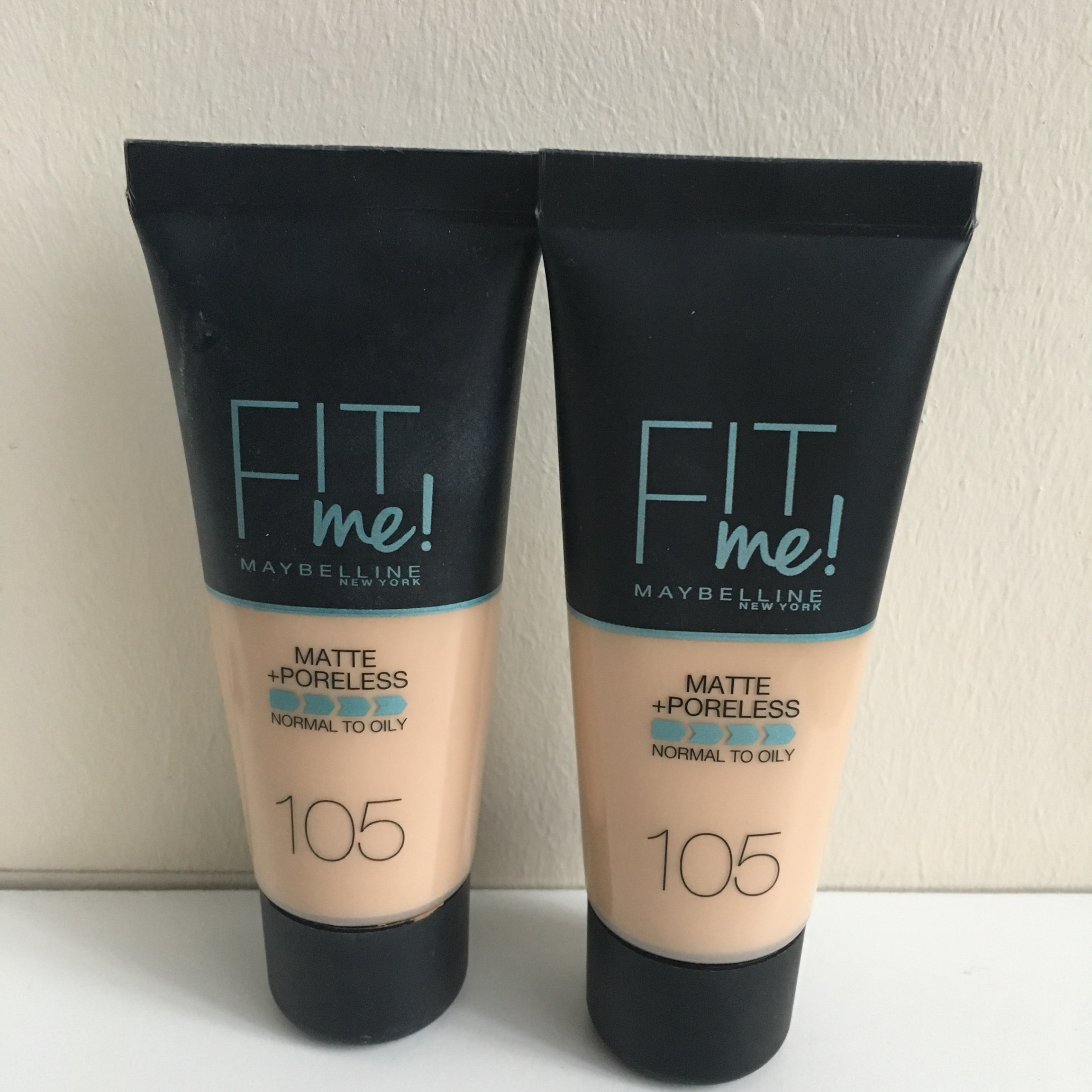 Maybelline Fit Me Foundation Shade 105 One Has Been Depop