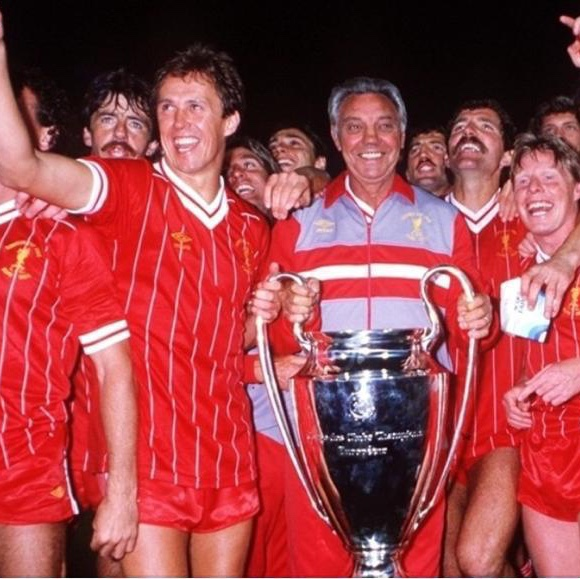 Liverpool FC 1983-84 Retro Jersey European Cup Final Best football most iconic jersey kits shirts top 20