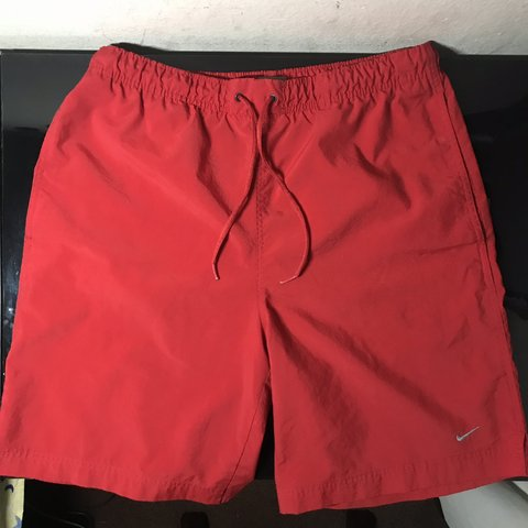 5e5f0874f9474 @lou_eh. 2 months ago. Los Angeles, United States. Vintage Nike Swim Trunks  Excellent Condition! Netting ...