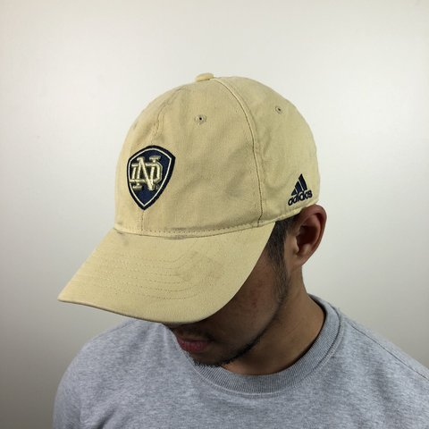 VINTAGE BEIGE ADIDAS CAP. All our caps are one size fits all - Depop 2df47105c