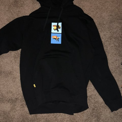 438f676ea312 tyler the creator x vince staples golf wang tour hoodie. on. - Depop