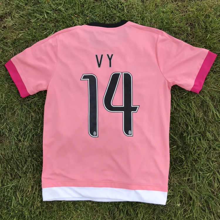 buy popular ae3a9 f3c57 🔥Adidas Pink Jeep Jersey🔥 Worn by Drake and Jonah... - Depop
