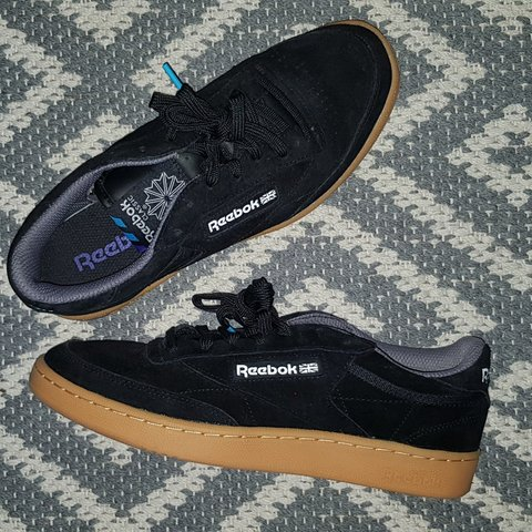 online store 2bd35 40eb2  emmaeast91. last month. Harlow, Essex, United Kingdom. NEW Limited edition  (not available online) Reebok Club C 85 indoor black gum• ...