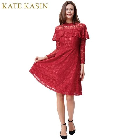 af99185dfd6e @deanaa666. 8 months ago. Escalon, United States. Kate Kasin red lace dress.  Worn once. Excellent condition. Super creepy and cute.