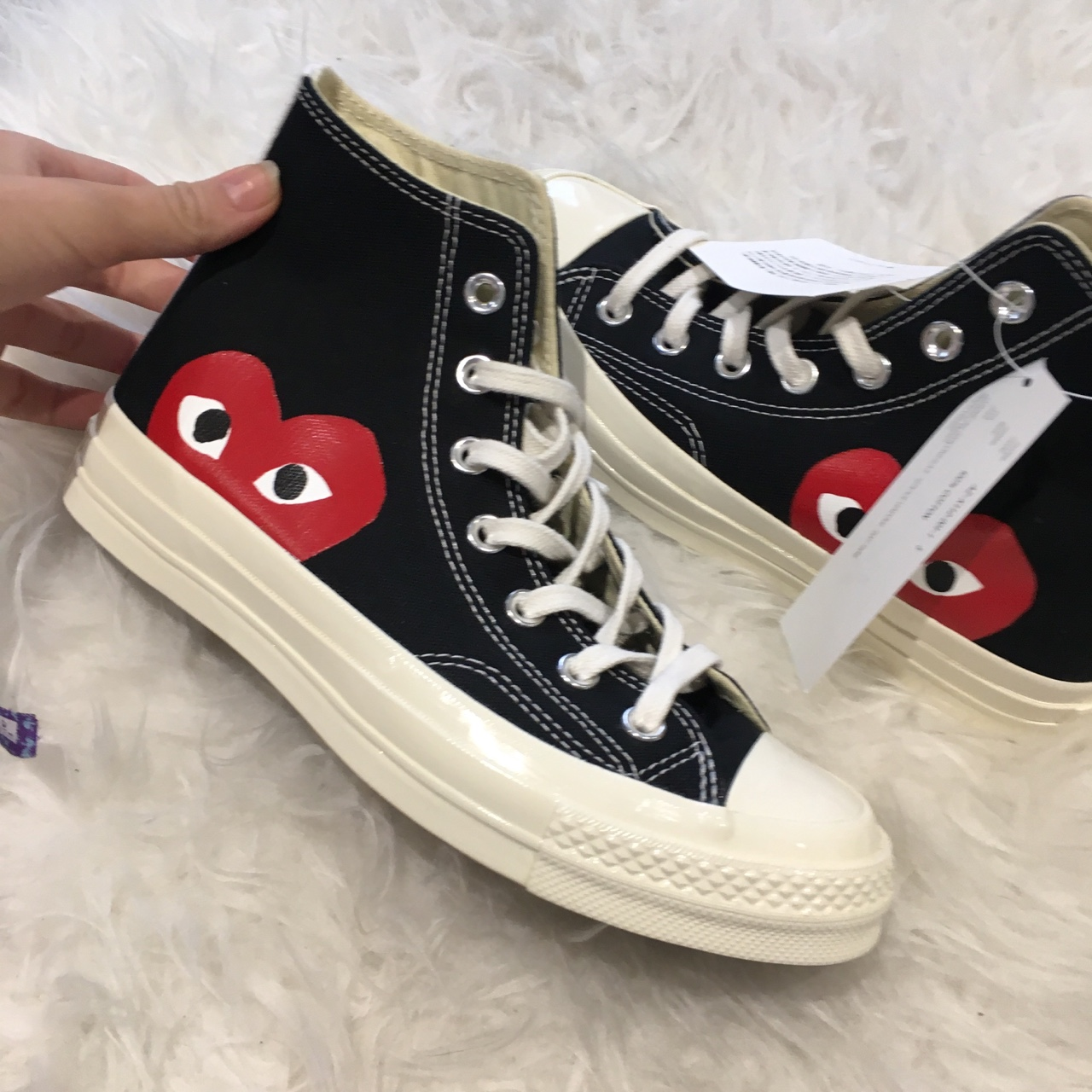 Brand new never worn CDG comme des