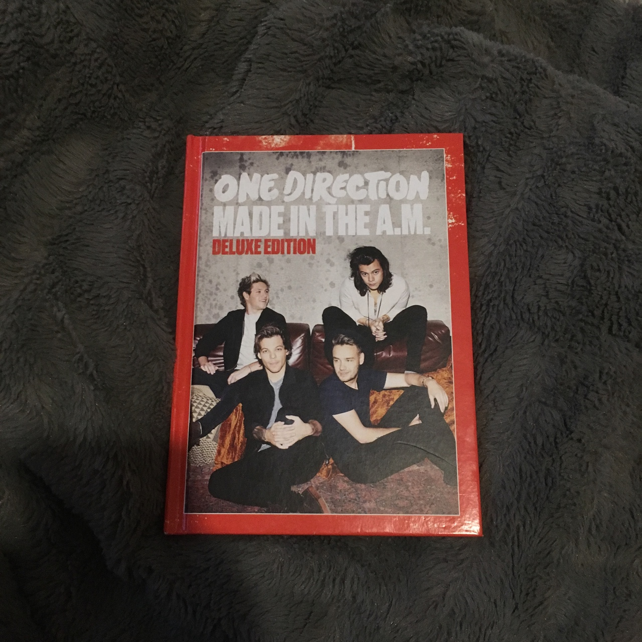 One Direction Made In The A M Deluxe Edition Album     - Depop