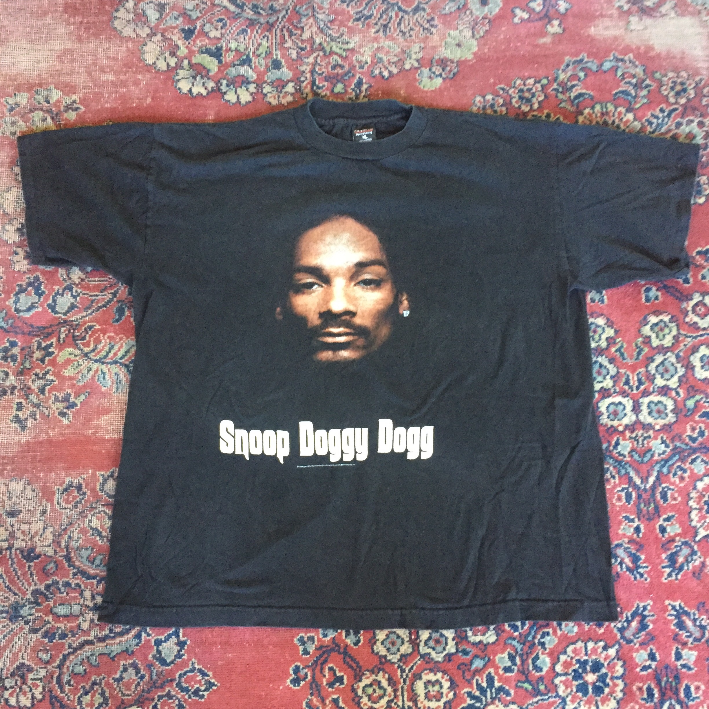 Authentic vintage 1996 Snoop Doggy Dogg 'Tha    - Depop