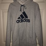 12393fe53 Adidas hu holi fz hooded sweatshirt Pharrell Williams - Depop