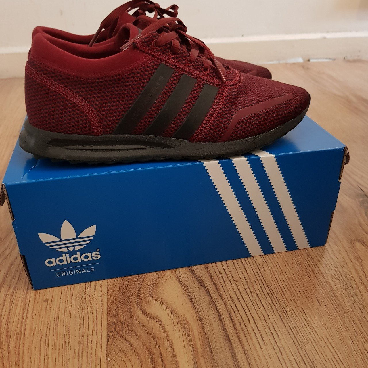 Message before buying please Burgundy Adidas f1c92a6ae
