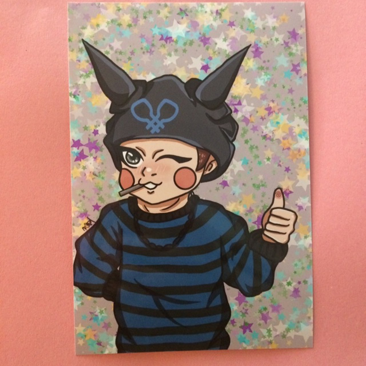 Ryoma Hoshi 6x4 Digital Print Danganronpa V3 Depop This is just something i wanted to make. ryoma hoshi 6x4 digital print