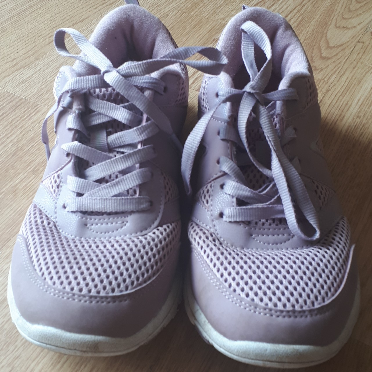 F\u0026F Active Lilac trainers size 6.5