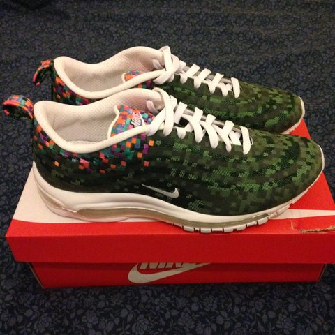 0345efd7616f8f ... greece nike air max 97 rio sp uk size 8.5 comes with additional depop  cb56c 3898c