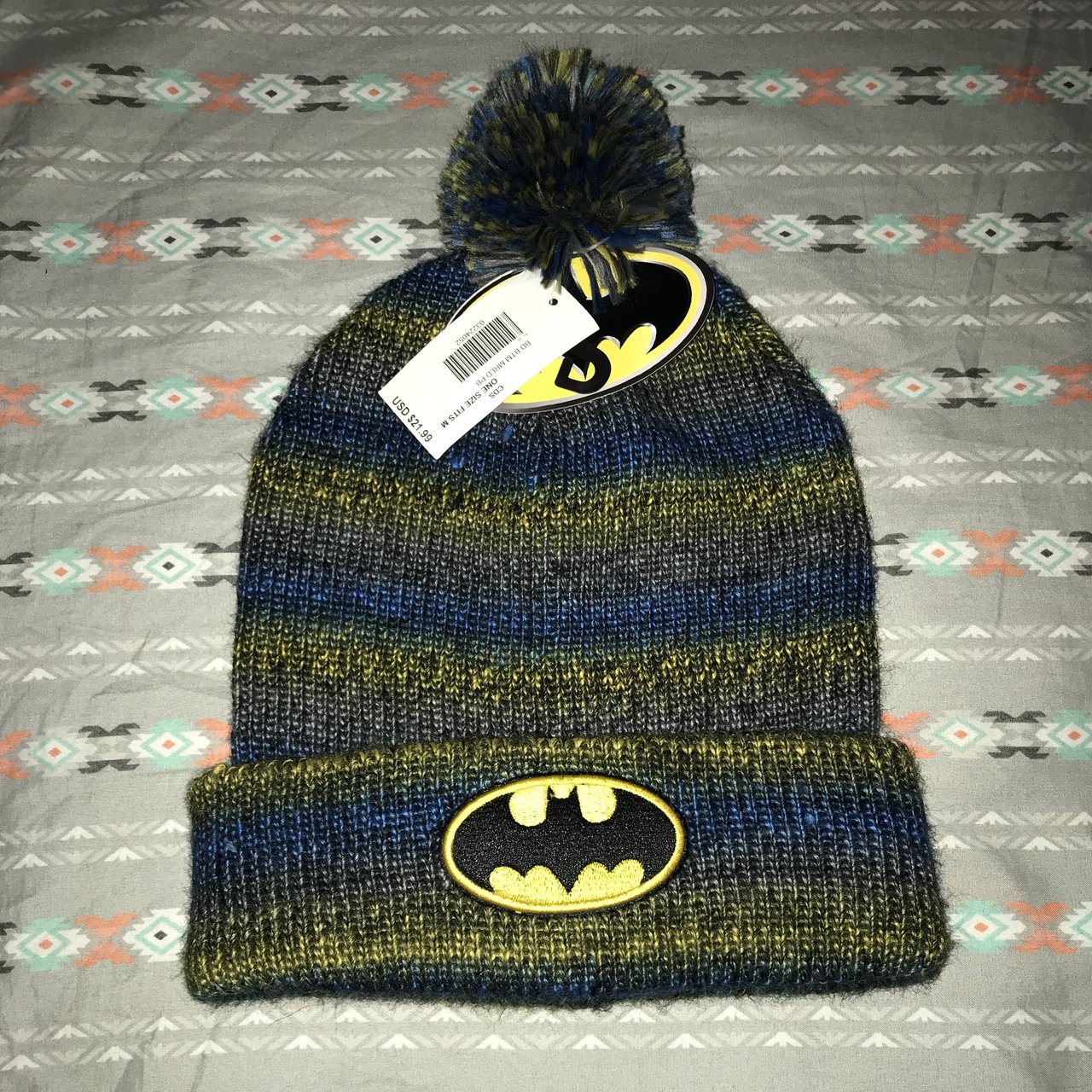 b2362afe9cd Brand New unique Batman Beanie❄  Batman  DC - Depop