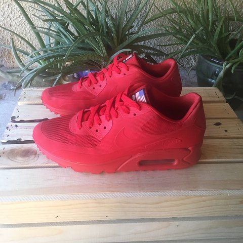 Nike Air Max 90 Hyperfuse USA 'Independence Day' #nike #air