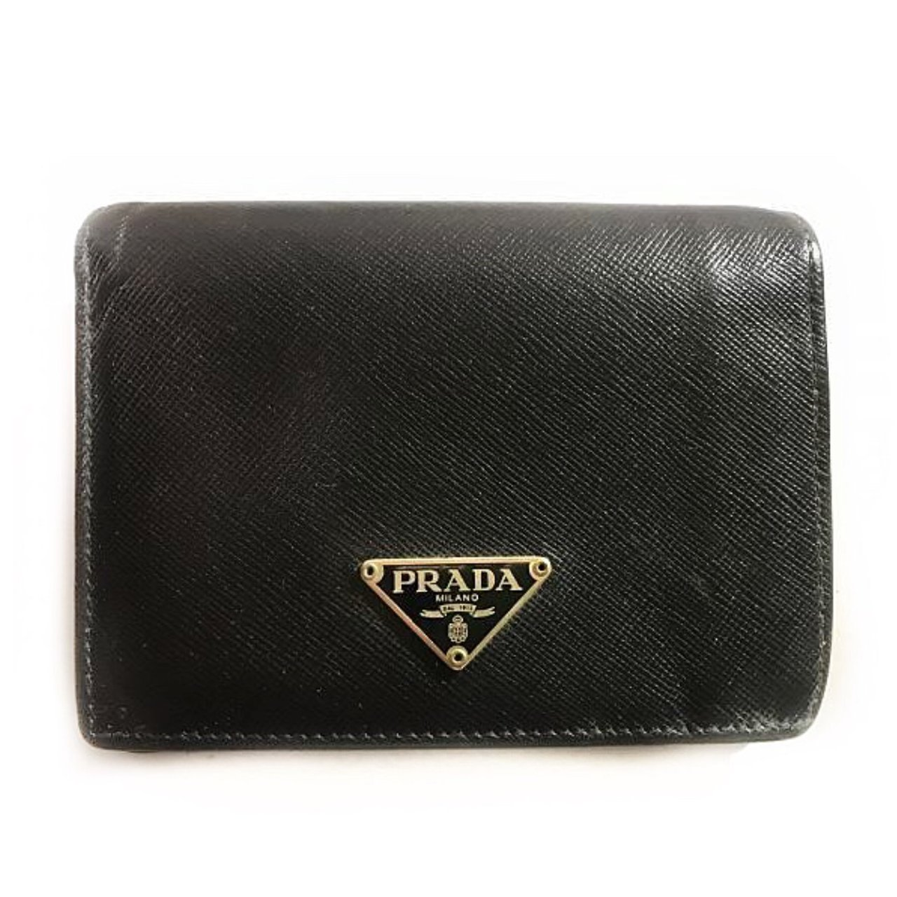a69a37cfe587 @sxlmx_. in 12 hours. Birmingham, United Kingdom. Prada wallet purse. In used  but good condition.