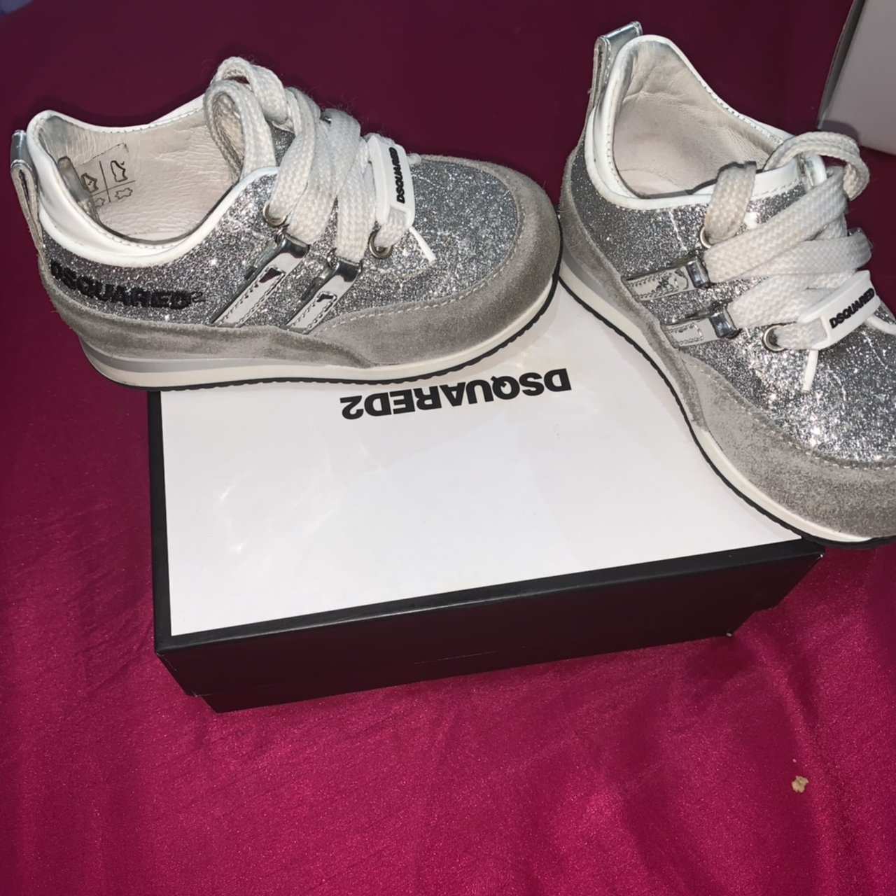 Dsquared kids trainers amazing