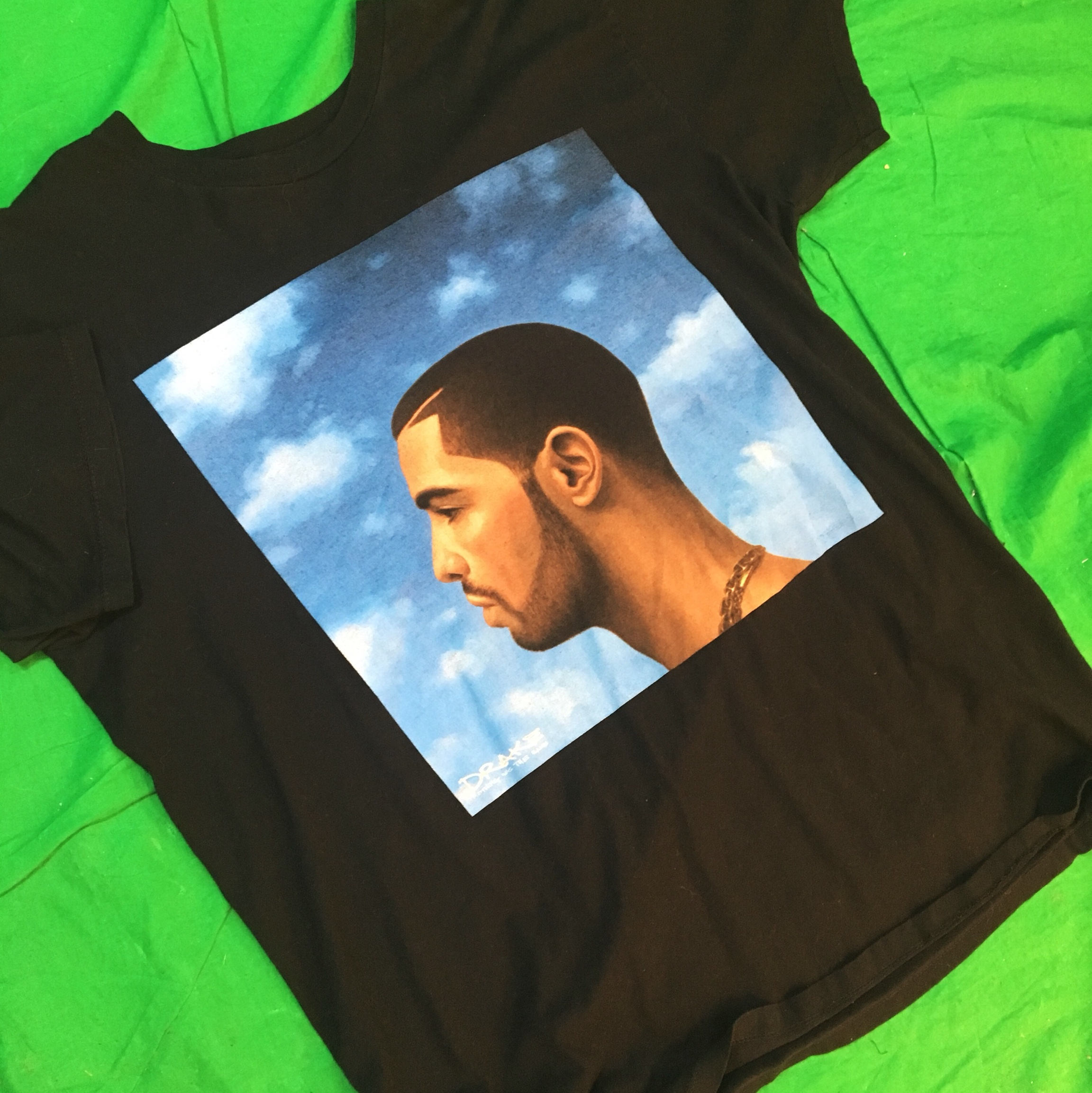 "Non-vintage ""NOTHING WAS THE SAME"" album cover and"