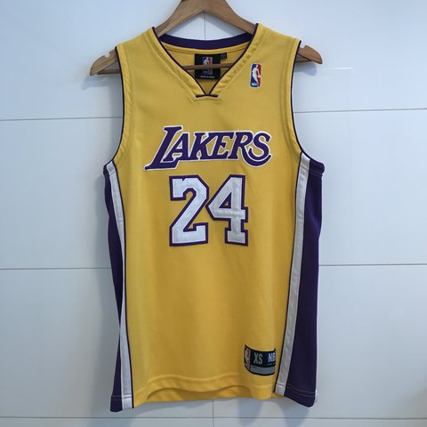 136e54b4a419 Lakers Kobe Bryant jersey in great condition