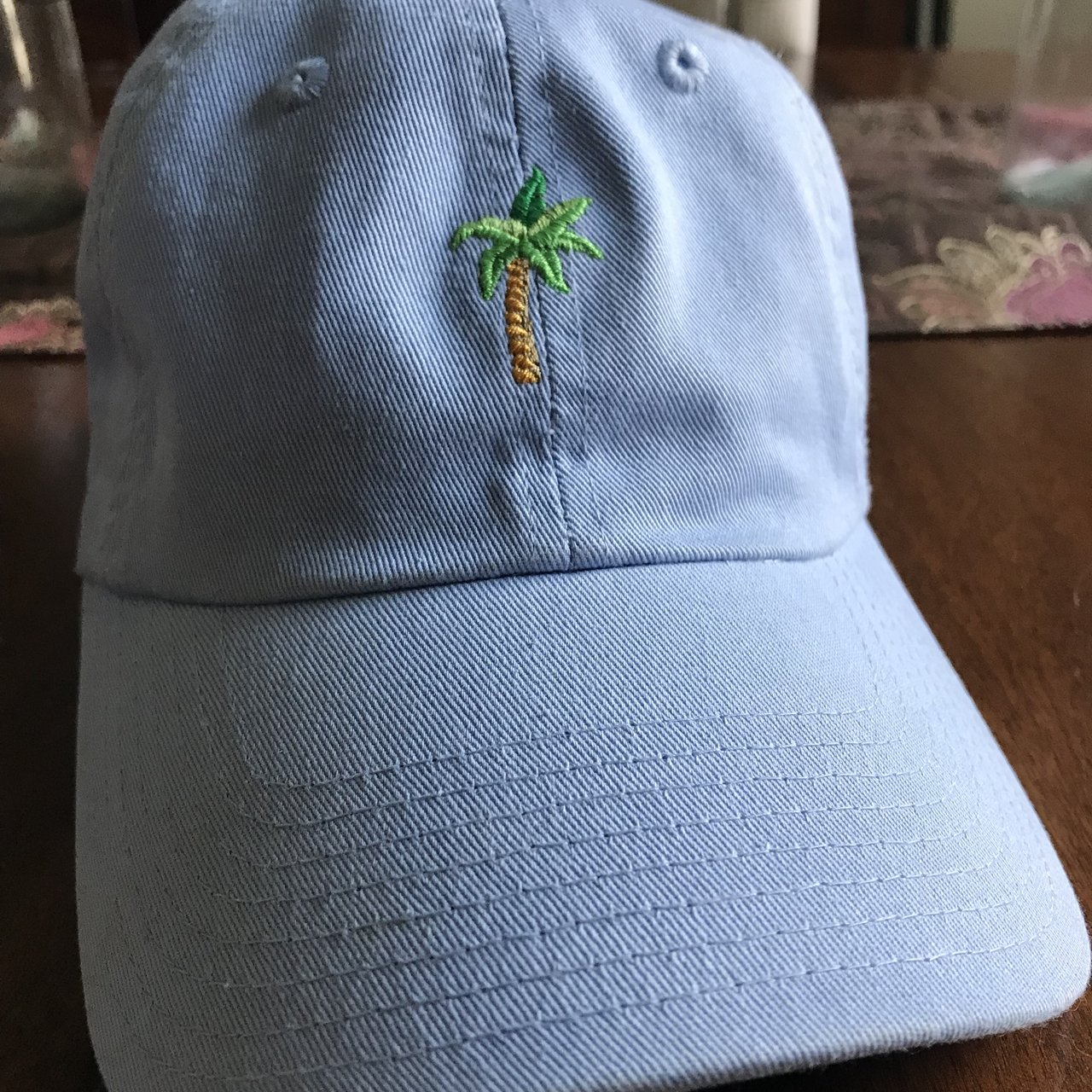 685d07a0877 Palm Tree Dad Hat ~ Never worn