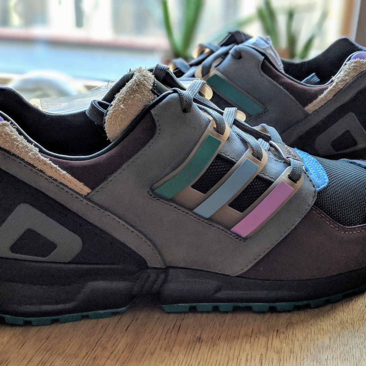 first rate 016bf 53eff Adidas Consortium X Packer EQT 91 (extremely rare)... - Depop