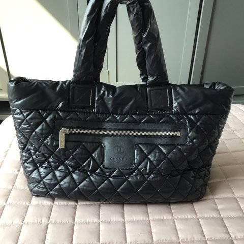 d9906f83fedc4c @stephblackwell01. last month. Romford, United Kingdom. Chanel Cocoon Bag. Excellent  condition ...