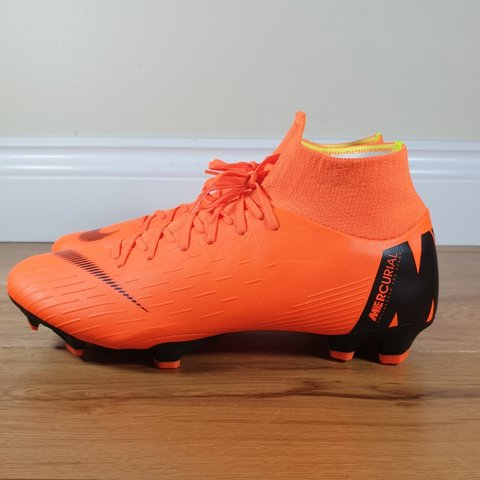 1d9559c97 Nike Superfly 6 Pro Fg Football Boots size uk 9. They are ( - Depop