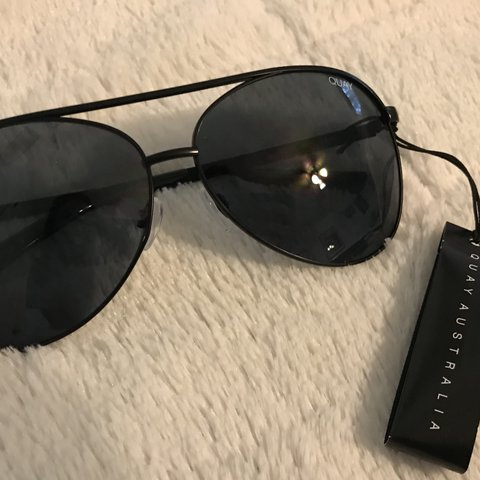7be02ee5fc Quay Australia sunglasses ✰ retails for  60 ✰ brand new! is - Depop