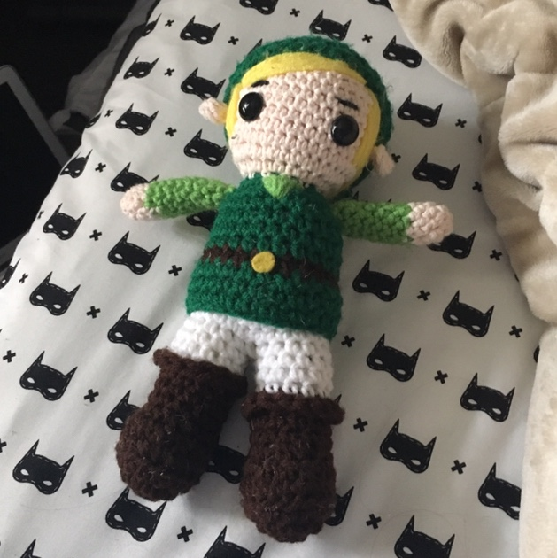 Amigurumi Patterns of Characters | Craftster Blog | 630x629