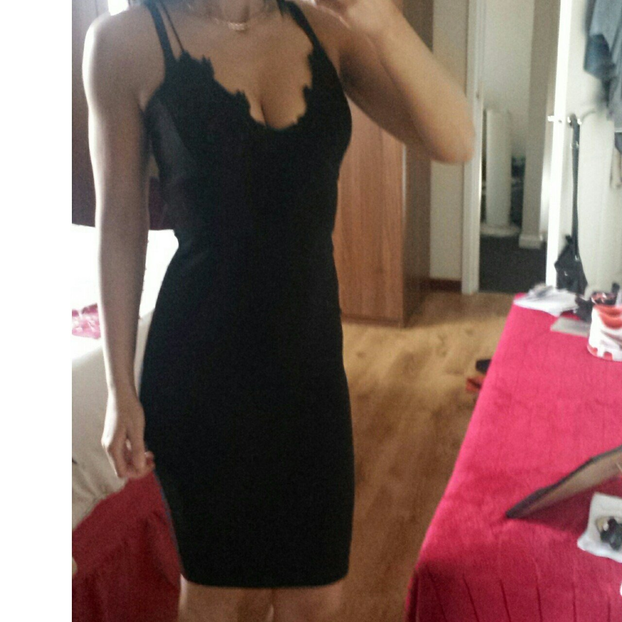 bd7f4bcfd6 Most Beautiful Little Black Dress – DACC