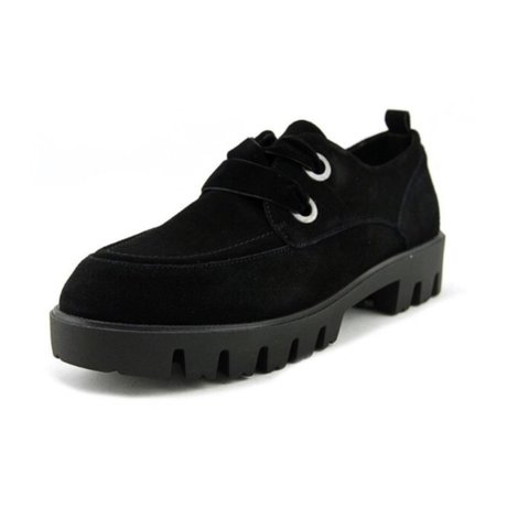 e8f88f0c51 @sarabi1. 3 months ago. Gulfport, United States. NWOB Sixtyseven 78197  Women Black Suede Creeper Oxford Sneakers Shoes 37
