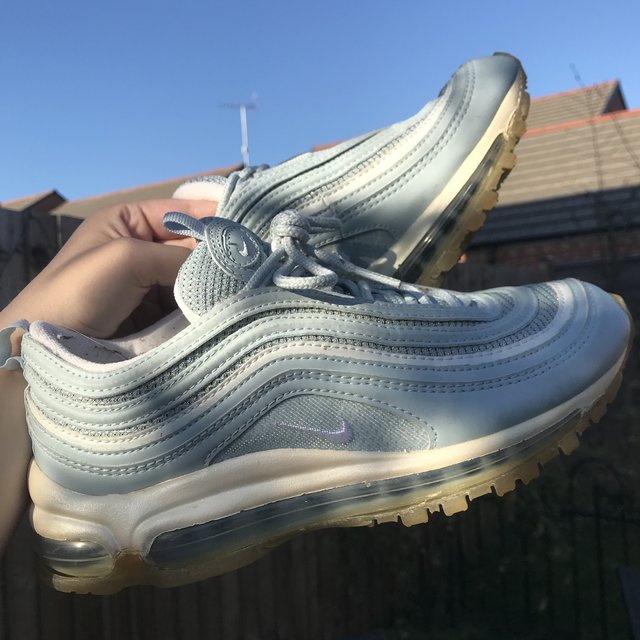 VERY RARE SOLD OUT Baby blue air max 97