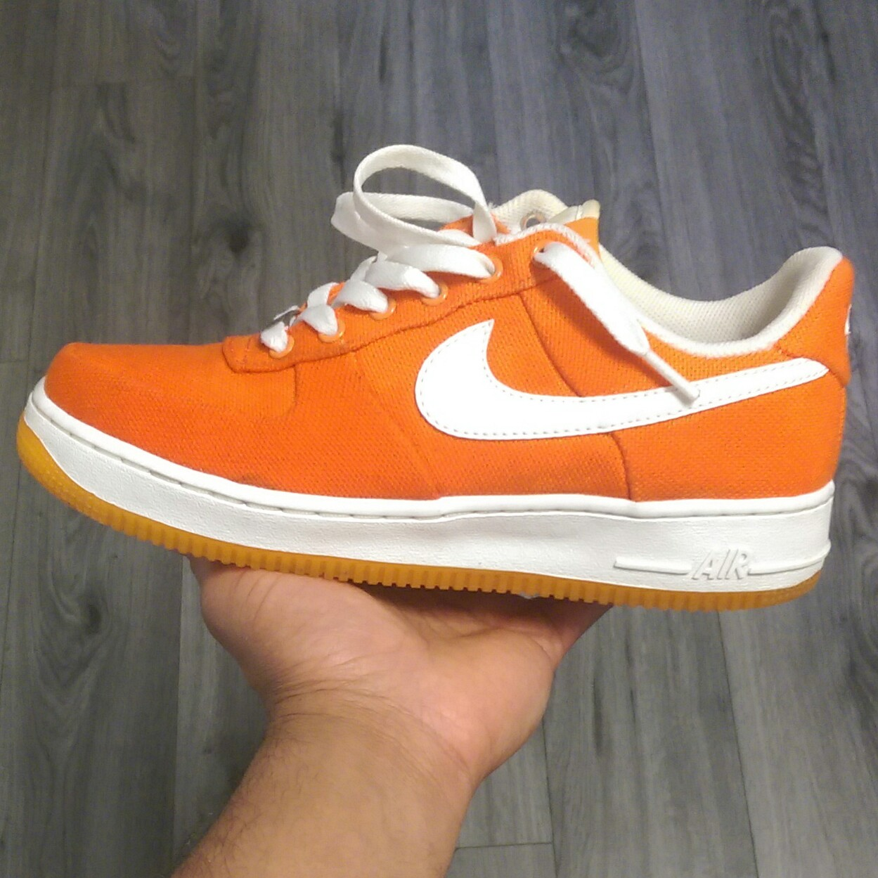 f60bd4b7298e Nike Air Force 1 Low Canvas