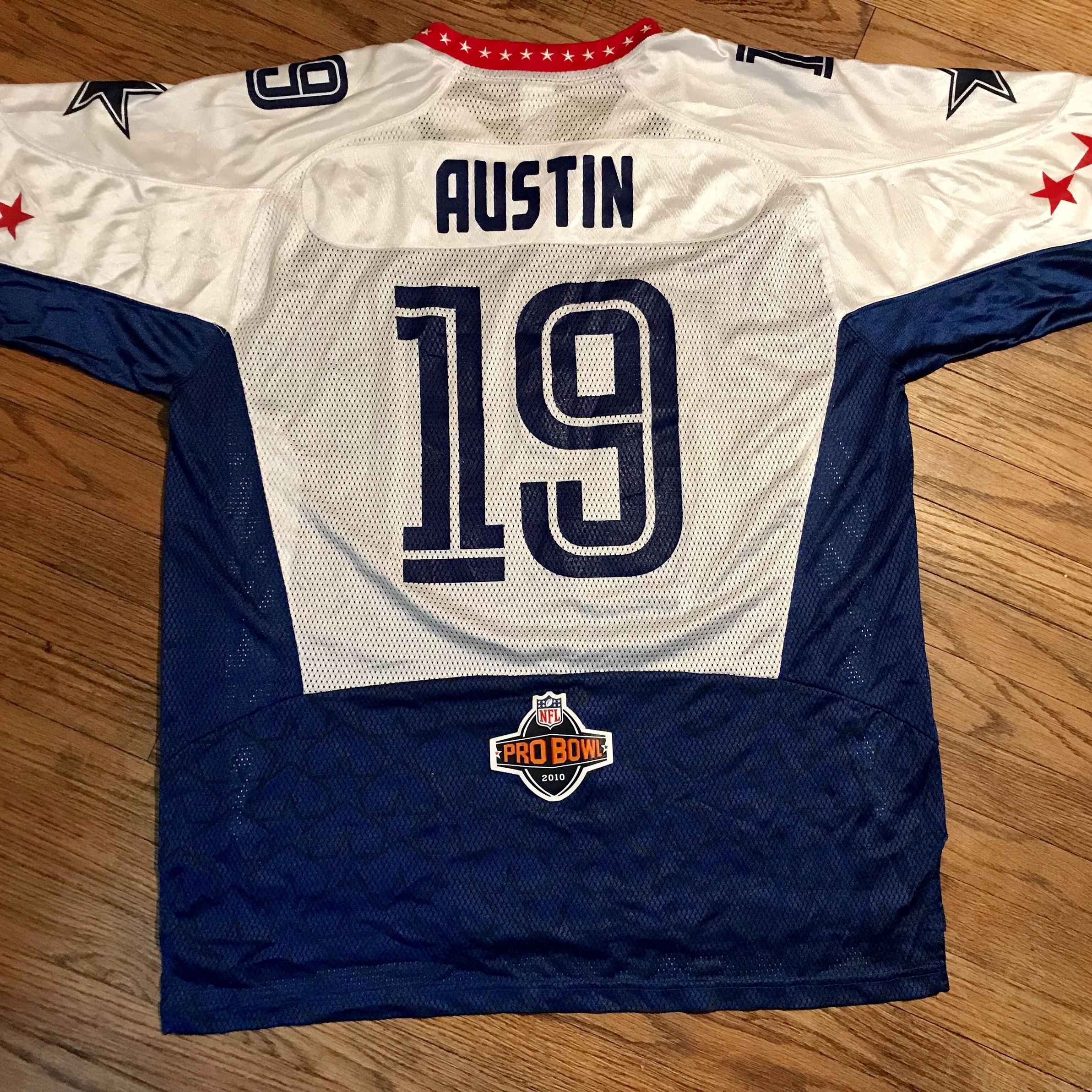 buy popular c1078 45a54 Miles Austin Pro Bowl Jersey...2010 Dallas Cowboys - Depop