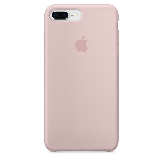 cover iphone apple rosa