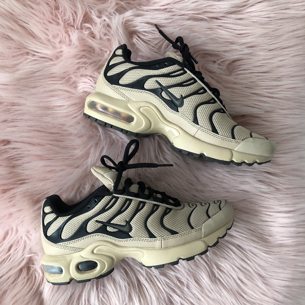 ✨🏜AIR MAX PLUS GS DESERT 🏜 ✨ Youth size