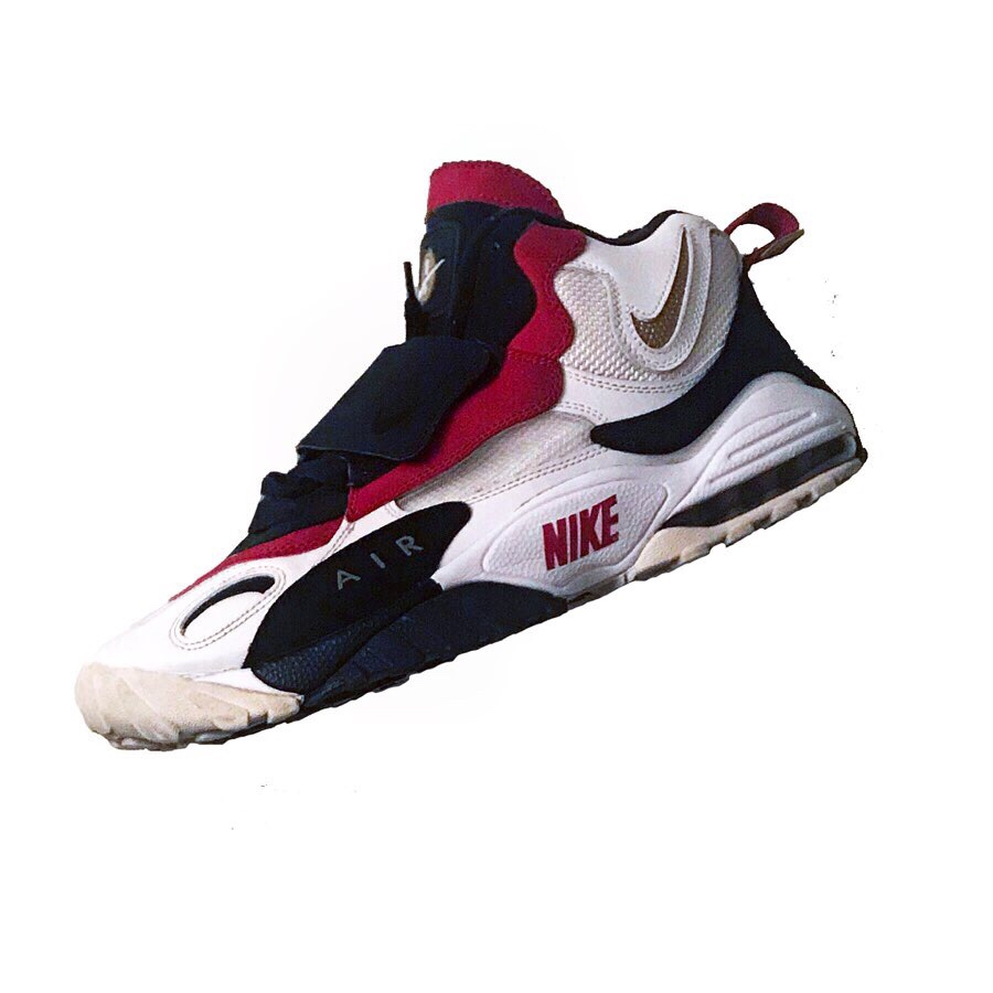 "wholesale dealer 7592f ad0eb Nike Air Max Speed Turf ""49ers"" 2013 #nike... - Depop"
